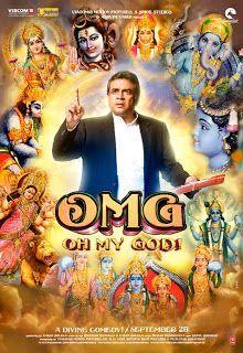 OMG! Oh My God - A must watch Hindi movie!!