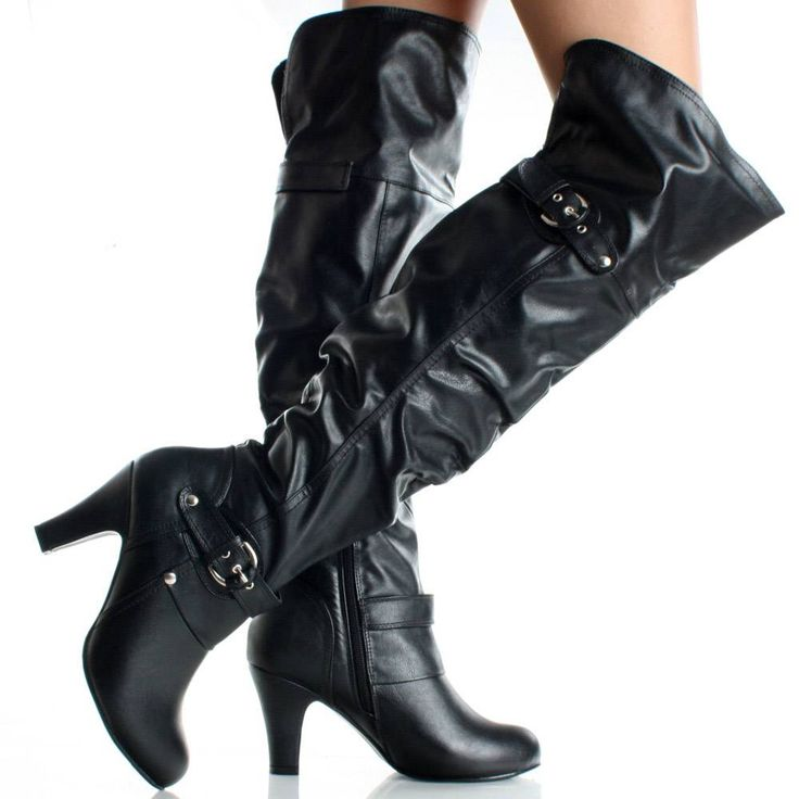 Womens Tall Motorcycle Riding Boots 61