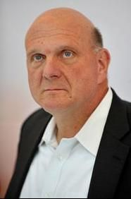 Steve Ballmer is throwing in the towel. Microsoft's CEO since 2000 has been pilloried in the press for years for a lack of strategic focus and letting Apple and Google run off with the mobile future.