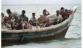 Eksodus 22.000 Rohingya, Nelangsa di Pekan Pertama Januari