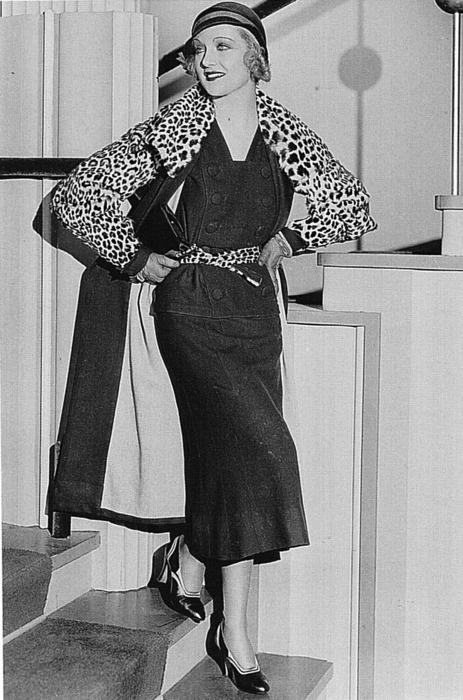Fabulous 1930s fashion