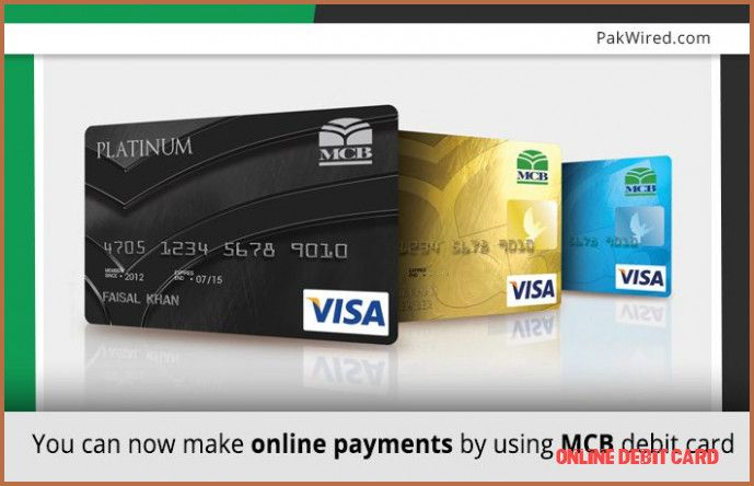 Seven Things You Wont Miss Out If You Attend Online Debit Card Online Debit Card Https Cardneat Com Seven Things You W Debit Card Prepaid Credit Card Cards
