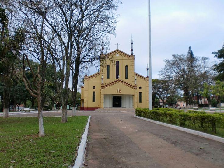 Igreja matriz de lupionopolis pr brasil