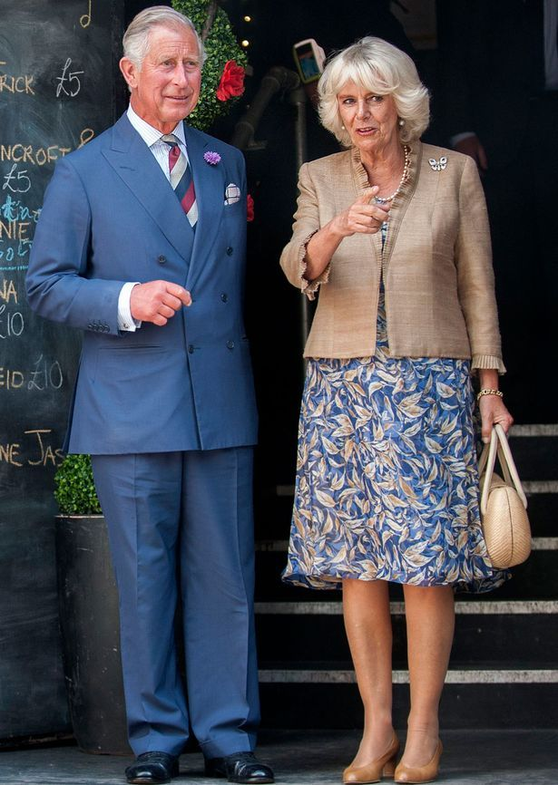 Camilla's best fashion moments: How the Duchess of Cornwall transformed herself into an elegant royal - Mirror Online