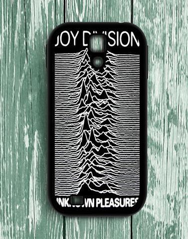 Joy Divison Unknown Pleasures Samsung Galaxy S4 Case
