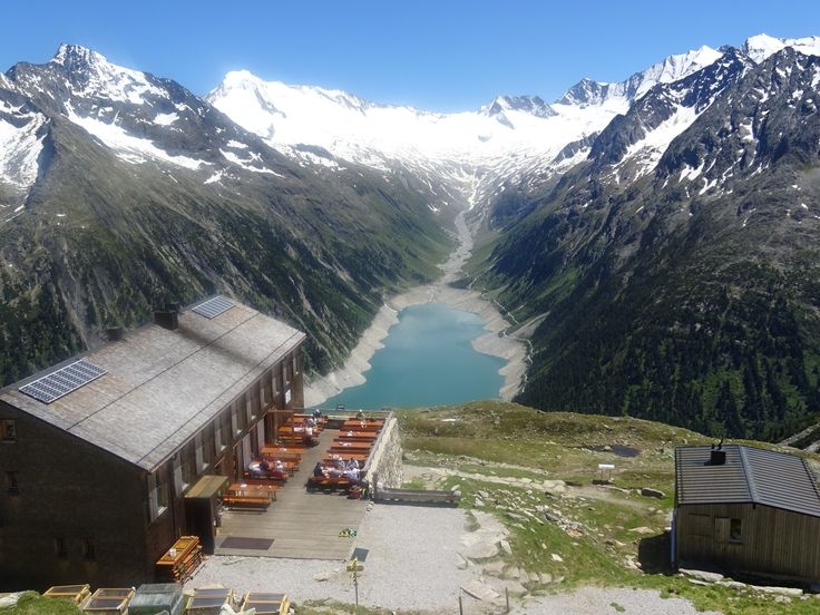 Hiking with Martin, the Mountainguide @ STOCK resort, Zillertal. www.stock.at