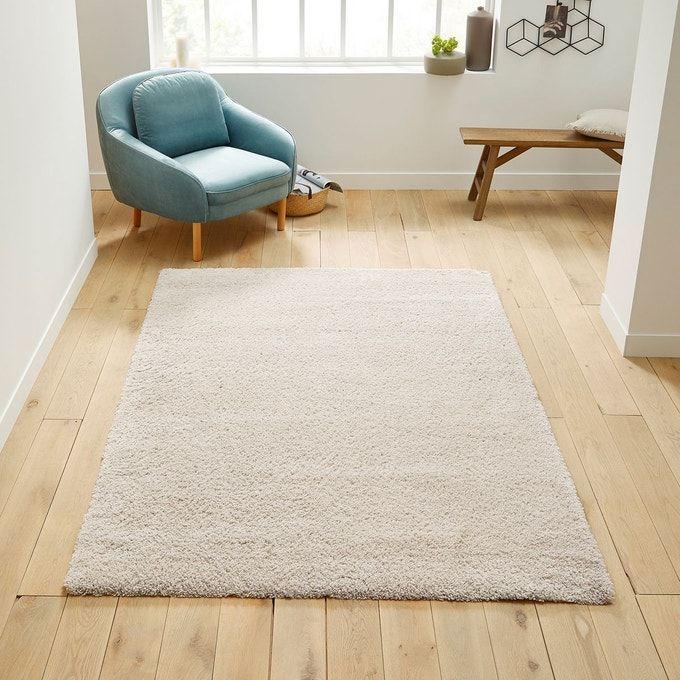 tapis shaggy rug la redoute interieurs