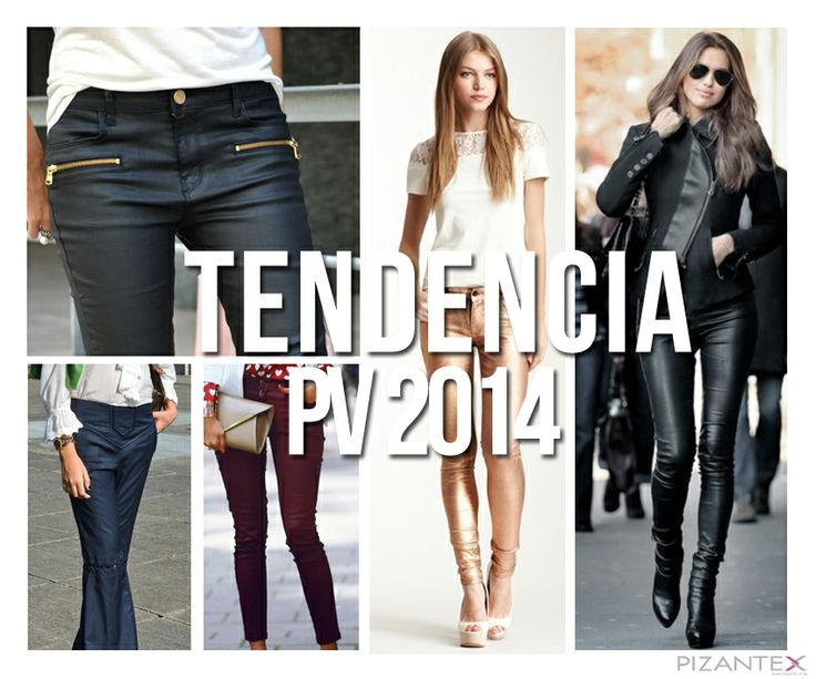 Tendencia Bottoms ¡Primavera - Verano 2014!