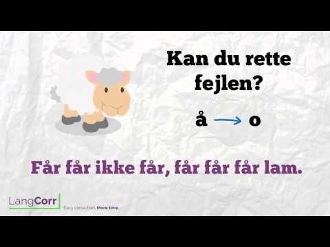 LangCorr ApS - YouTube
