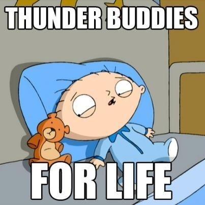 Thunder Buddies @Christine Knapp @naderabekebrede