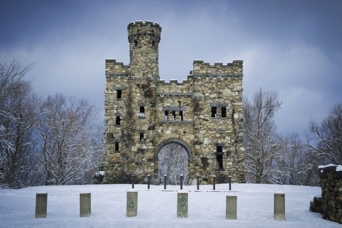4. Bancroft Tower Castle, Worcester