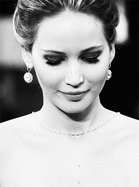 {damsel in dior : jennifer lawrence at the oscars} by {this is glamorous}, via Flickr