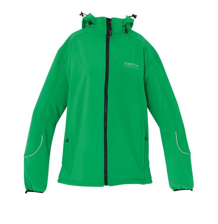 Diese Softshelljacke für HERREN von DEPROC geht mit jedem Wetter. In der Deproc Nigel Peak Softshell Jacke sind die Herren für nahezu alle Naturereignisse gerüstet.