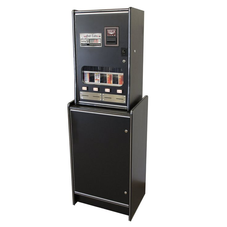 A 4 Column Countertop Pull Tab Machine is a great way to bring in some revenue for your business. Get one now at: http://www.8linesupply.com/p/4-Selection-Countertop-Pull-Tab-Machine.html