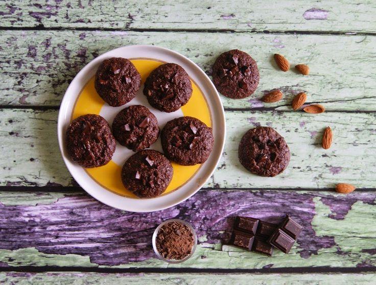 Ciasteczka czekoladowe wg Sigrid Verbert
