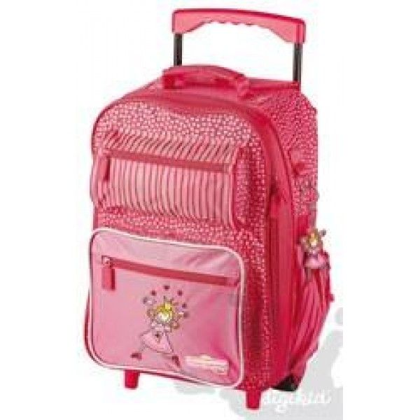 Kindertrolley Sigikid de roze prinses
