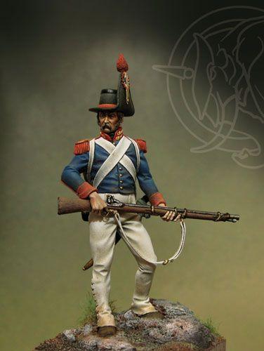 Sailor of the Guard Maritime small uniform - Kingdom of Naples 1
