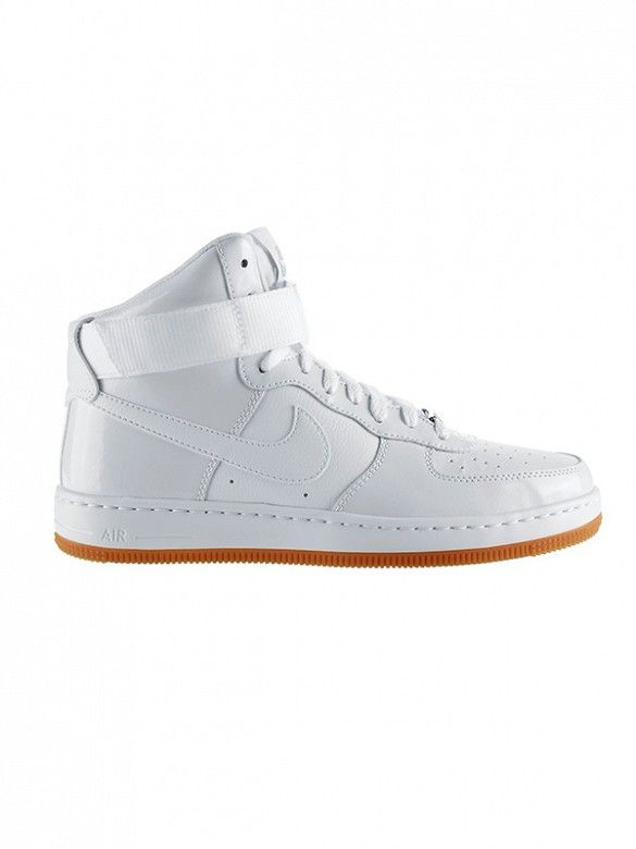 How to Wear Your Sneakers This Fall // AF-1 Ultra Force Mid Shoes at Nike #shopping