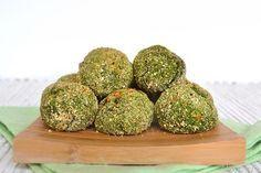 Polpette di spinaci e ceci, scopri la ricetta: http://www.misya.info/2014/09/30/polpette-di-spinaci-e-ceci.htm