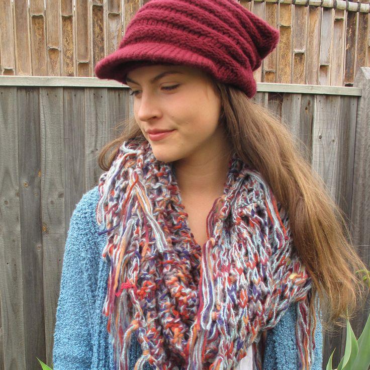 Gorgeous neck wrap in mixed colours!