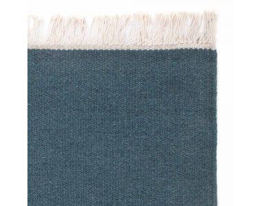 Unsere Teppich-Kollektion 'Manu' wird von unseren Partnern in Indien unter Care