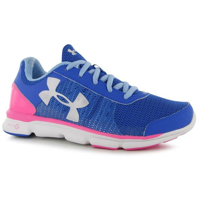 Under Armour | Under Armour Micro G Speedswift Junior Running Shoes | Kids…