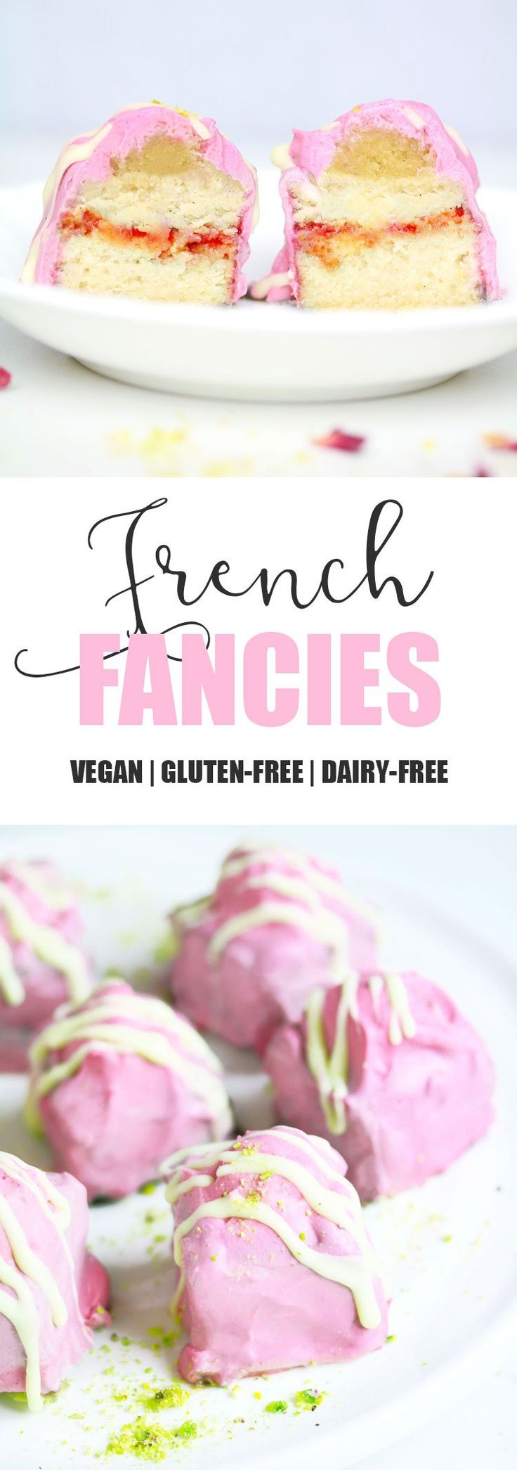 Vegan Gluten-free French Fancies First of all I would like to wish my mum and all the amazing mothers out there aHAPPY MOTHER'S DAY If you live in the UK you will be very familiar…