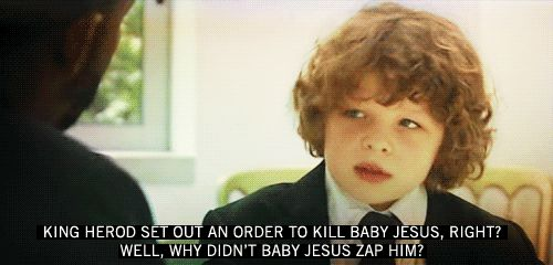Ben from Outnumbered had a fantastically zany mind!