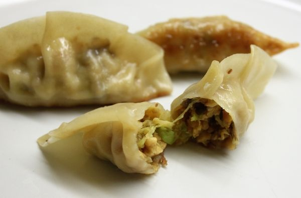 Veggie Pot Stickers | Food | Pinterest