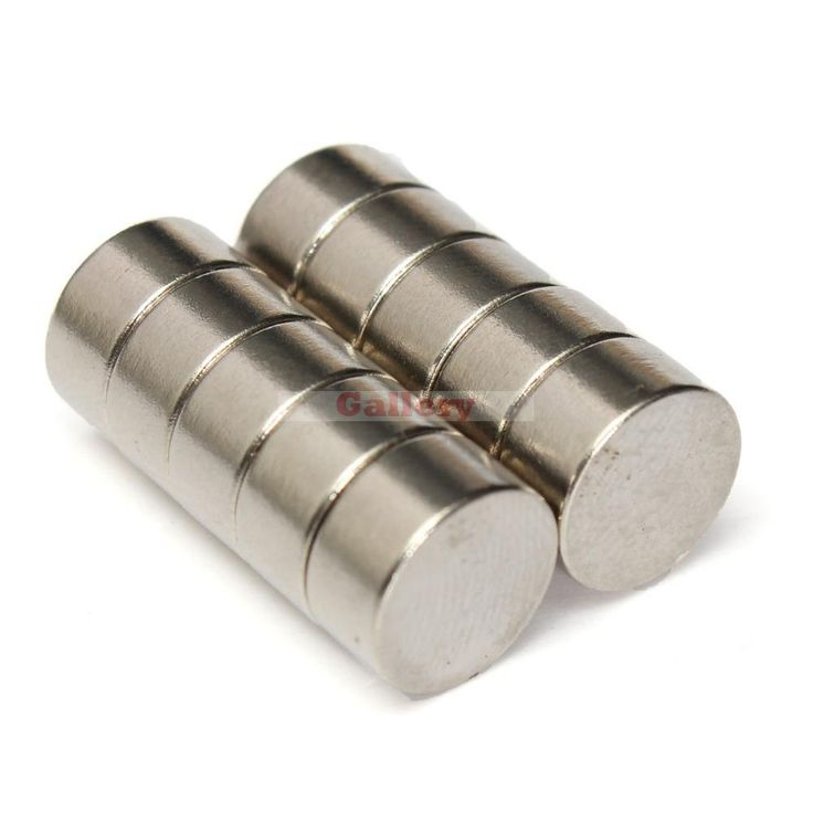 Promotion Imanes Neodymium Magnet 30 Pcs Lot N50 10x5mm Strong Round Cylinder Rare Earth Neodymium Magnet Generator #Affiliate