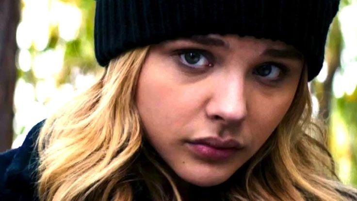 LA 5ÈME VAGUE Bande Annonce (Chloë Grace Moretz - 2015)
