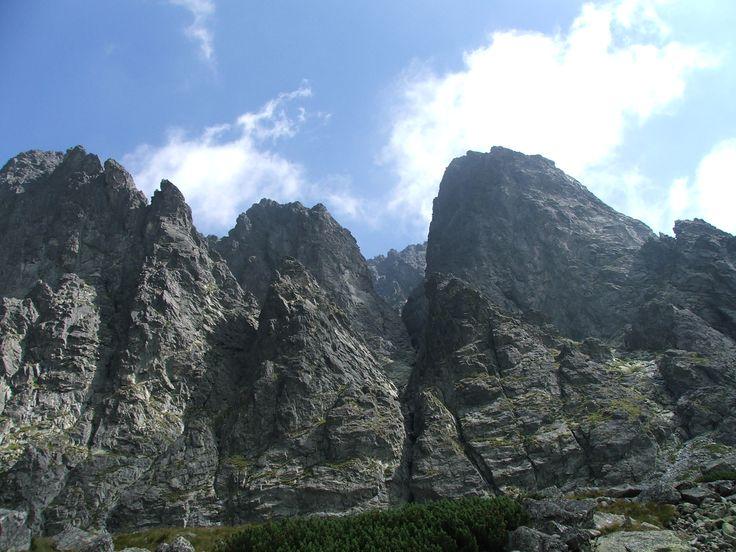 To wspaniały dwutysięcznik, który składa się z trzech wierzchołków, a są to: Zadni Granat sięgający 2239 m n.p.m., Pośredni Granat z 2235 m oraz Skrajny Granat o wysokości 2226 m. W ich zasięgu mieści się Dolina Gąsienicowa, Dolinka Buczynowa oraz Dolina Pańszczyca. Ten masyw górski znajduje się na liście bardzo lubianych i popularnych wśród turystów. Jego wierzchołki zaliczane są zarazem do najbardziej spektakularnych pod względem krajobrazowym na całym obszarze Tatr.