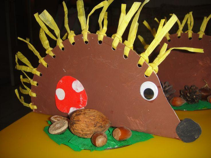 Hedgehog. Idea.