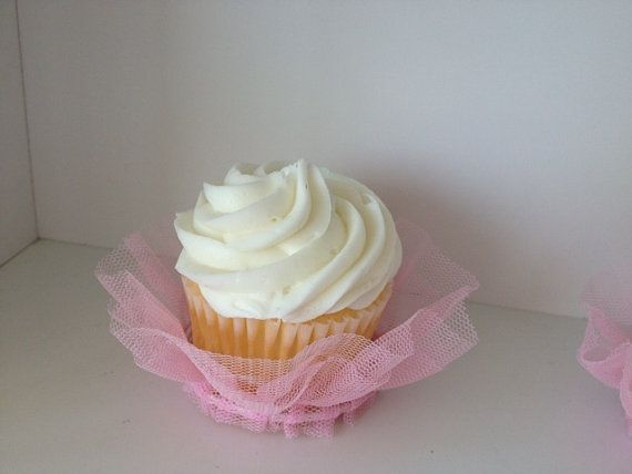 Cupcake Tutu Cupcake Wrapper for Birthday Party or by JeanKnee, $7.00