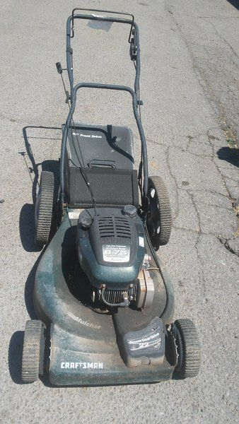 Craftsman Lawn Mower Model 917.377190 Carburetor