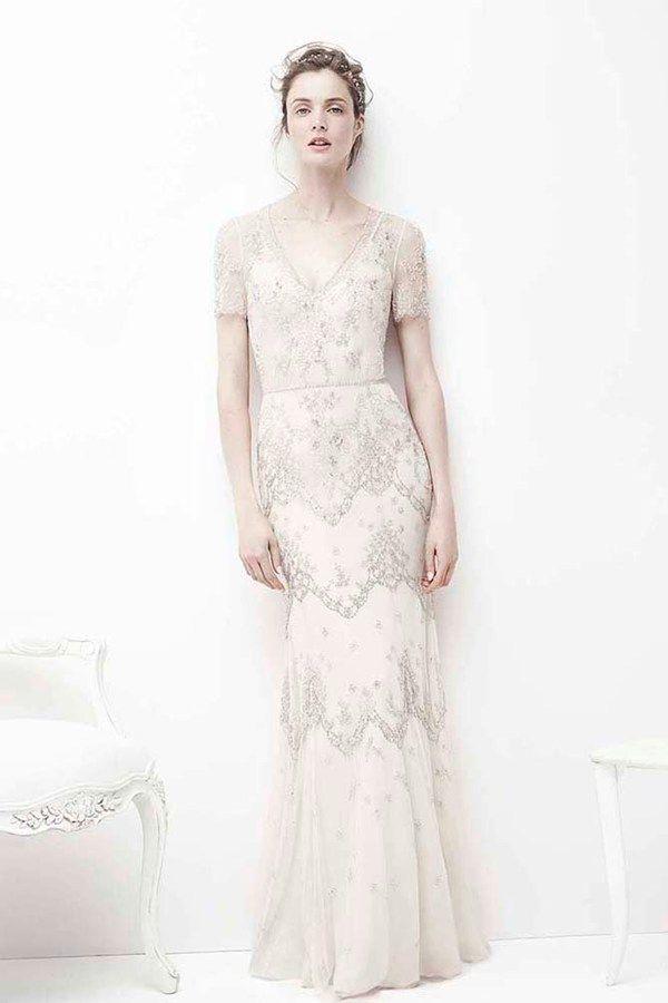 Best 25 baju nikah ideas on pinterest hijab dress for Jenny packham robe de mariage de saule