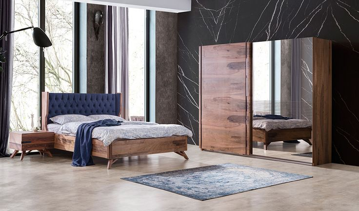 inegöl mobilya Mabel Yatak Odası Takımı