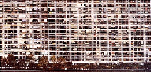 Andreas Gursky - Paris Montparnasse