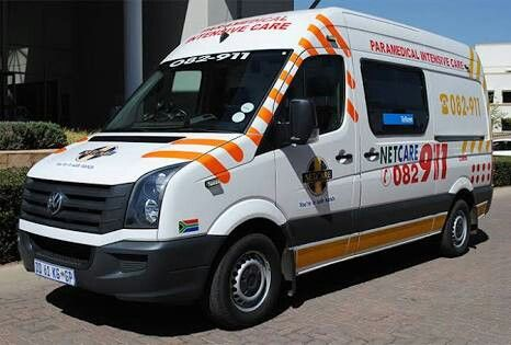 Netcare 911 est. 1998 in Johannesburg Gauteng. In 2003 was the first EMS Service in South Africa to have a dedicated ICU ambulance with dedicated ALS Paramedic staff 24/7 365. Proudly India 1. ( The mother ship) . EVACUMED was probably the first to have a 24/7 EMS ICU service but didn't have a dedicated vehicle. India 1 was a Specialised Paediatric ICU unit with Neonatal ICU capabilities and staffed by Paramedics with PALS, ATLS & of course ACLS.