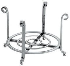 Serving Stand and Salad Plate Holder - contemporary - serveware - Organization-Store