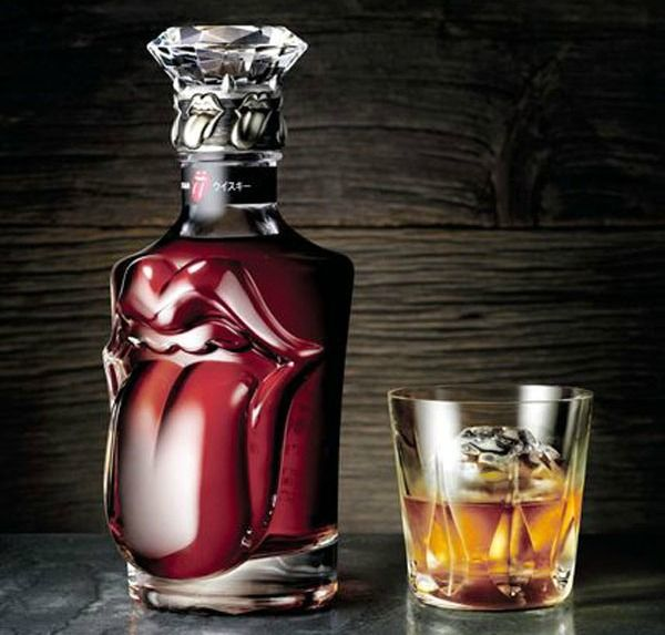 Rolling Stones 50th Anniversary Limited Edition Whiskey by Suntory, Japanese Whiskey Maker|ウィスキー