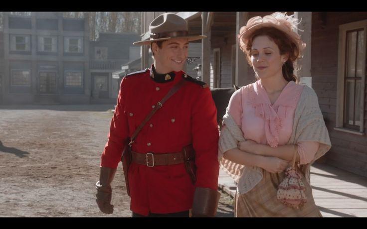 When Calls the Heart   Mountie Jack Thorton   Elizabeth Thatcher   Daniel…