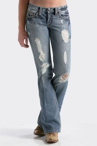Women's Jeans Cruel Girl Indigo Lydia Slim - Cruel+Girl+Lydia+Slim+Jeans+Urban+