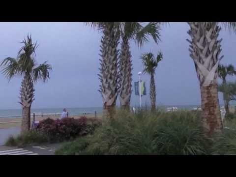 Курорты в Америке: Вирджиния Бич (отели и побережье).