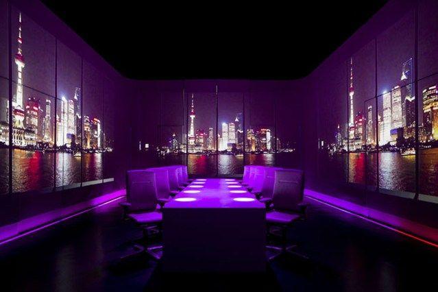 Ultraviolet Shanghai - The Gold Standard 2013 | Award-winning restaurants (Condé Nast Traveller)