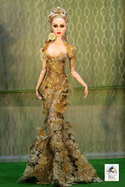 The Fashion Doll Chronicles: Glamdrama - a Sybarite auctioned for a good cause
