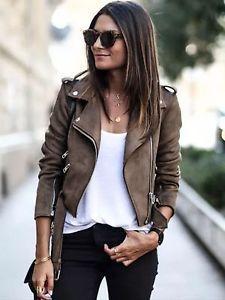 die besten 10 ideen zu brown leather jackets auf pinterest. Black Bedroom Furniture Sets. Home Design Ideas
