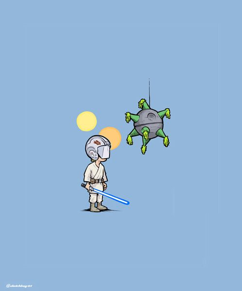May The 4th Be With You Birthday: 1000+ Ideas About Happy Star Wars Day On Pinterest