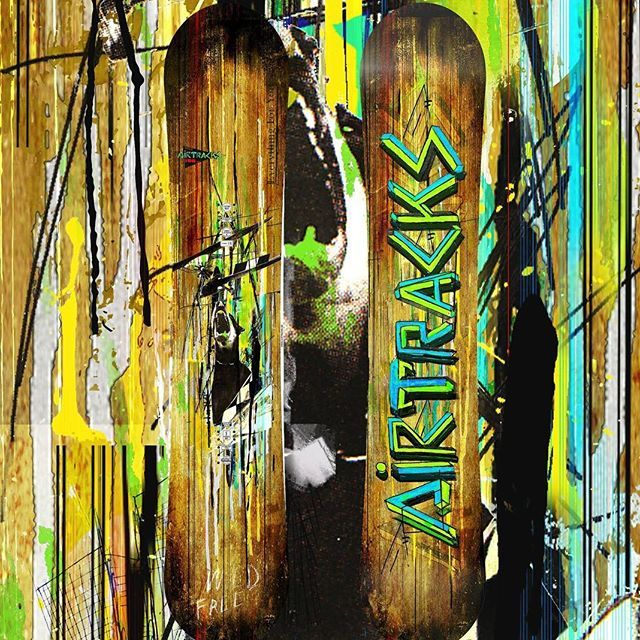 new wild snowboard zero rocker  by Sandrine Pagnoux www.airtracks-snowboards.com #airtracks#snow#snowboards#snowboard#online#shop#snowboarding#design#graficdesign#ilustration#snowboarder#love#it#snowboarder