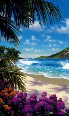 Tropical Paradise - Explore the World with Travel Nerd Nici, one Country at a Time. http://TravelNerdNici.com